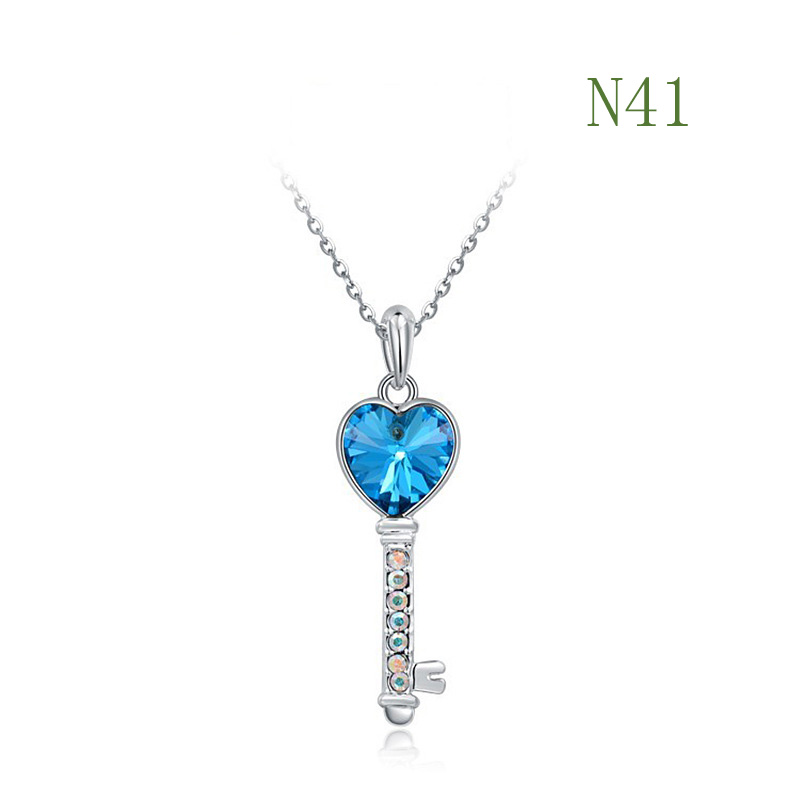 Commission N41 have two color jewellry for women and man classic good jewelry for party necklac