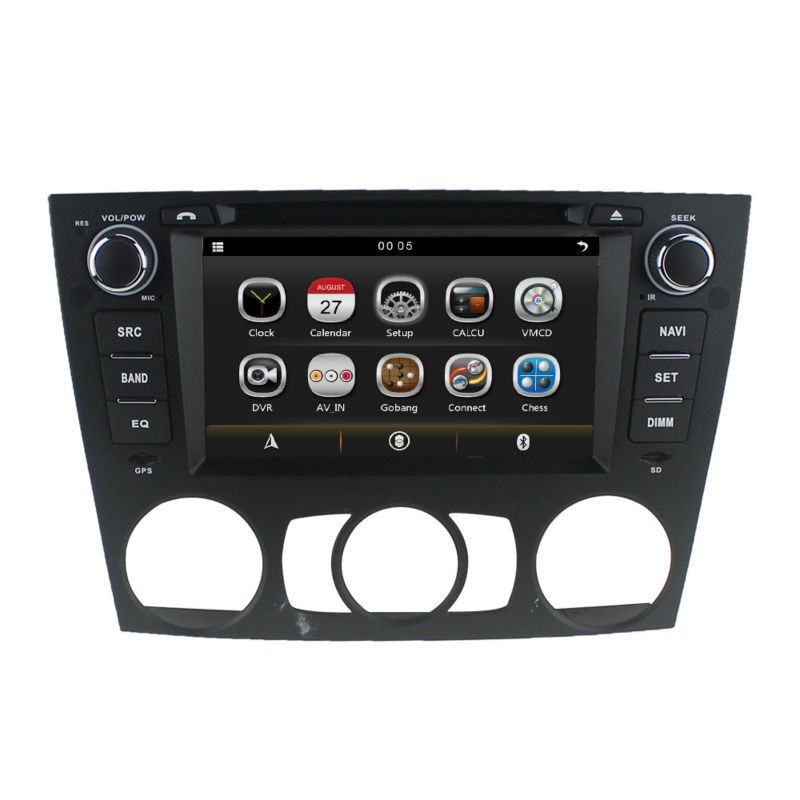For Car DVD GPS for <font><b>BMW</b></font> <font><b>E90</b></font> Saloon E91 Touring E92 Coupe E93 Cabriolet 318 320 325 onboard computer info RADIO IPOD RDS BT SWC