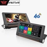 Anstar 6 86 4G Car Camera DVR Dashcam Mirror Android 5 0 GPS Bluetooth FM WIFI