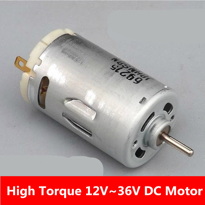 Wholesale High Quality 555 550 Permanent Magnet Dc Motor