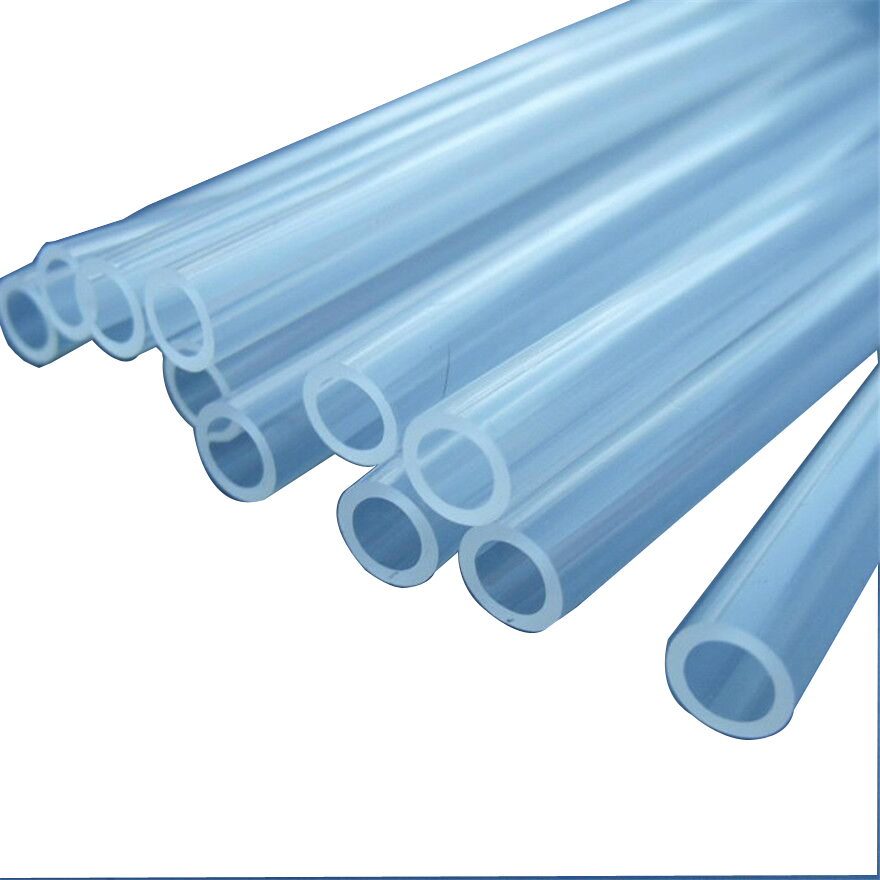 1M Silicone Vacuum Food Grade Translucent Rubber Tube Beer Water Air Pump Hose Pipe