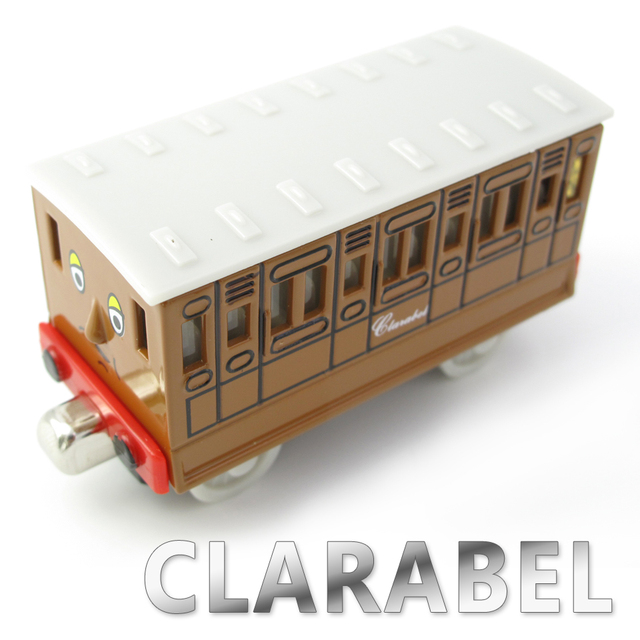 Diecasts Vehicles Thomas T027D CLARABEL Thomas And Friends Magnetic ...