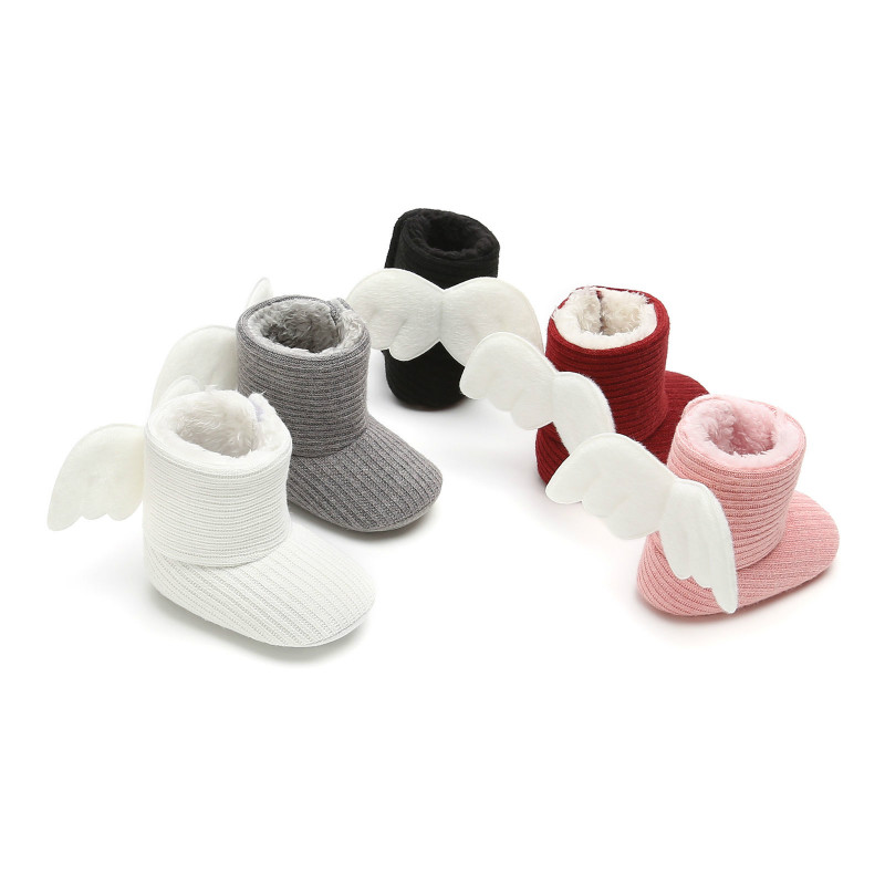 Baby Shoes Boots Earnest Baby Girl Boy Snow Boots Winter Booties Infant Toddler Newborn Crib Shoes 0-18m Hot Sale 50-70% OFF