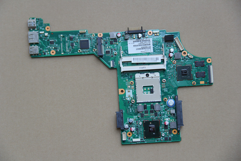 V000208020 For Toshiba Satellite E200 E205 Laptop motherboard 6050A2307201-MB-A03 with N11M-GE1-S-A3 GPU Onboard HM55 DDR3 nvidia n11m lp1 s a3