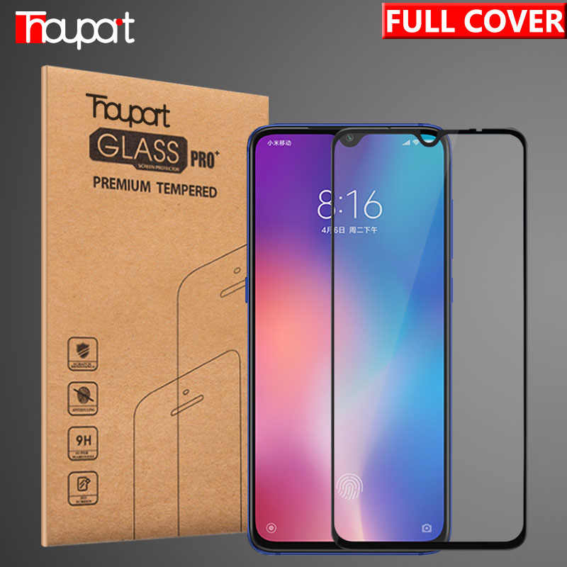 Thouport Glass For Xiaomi Mi 9 Screen Protector Tempered Glass For Xiaomi Mi9 Glasses Protective Film 9H Full Display Cover