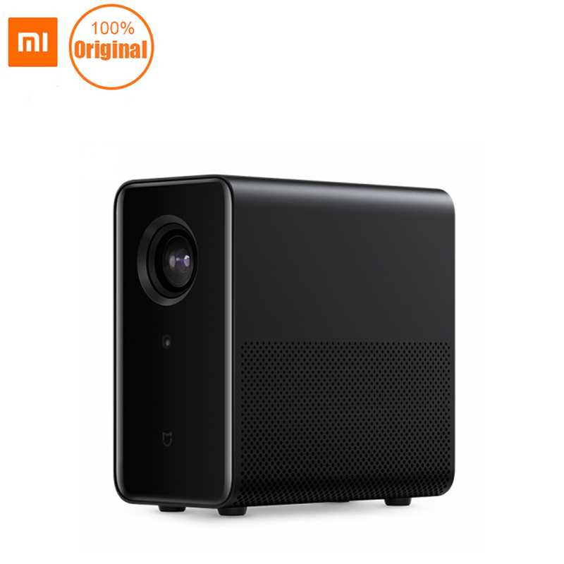 Xiaomi Mijia Projector Support 4K Video Full HD Projection TV 800 ANSI Lumens Android Bluetooth WIFI HDMI USB For Home CinemaXiaomi Mijia Projector Support 4K Video Full HD Projection TV 800 ANSI Lumens Android Bluetooth WIFI HDMI USB For Home Cinema