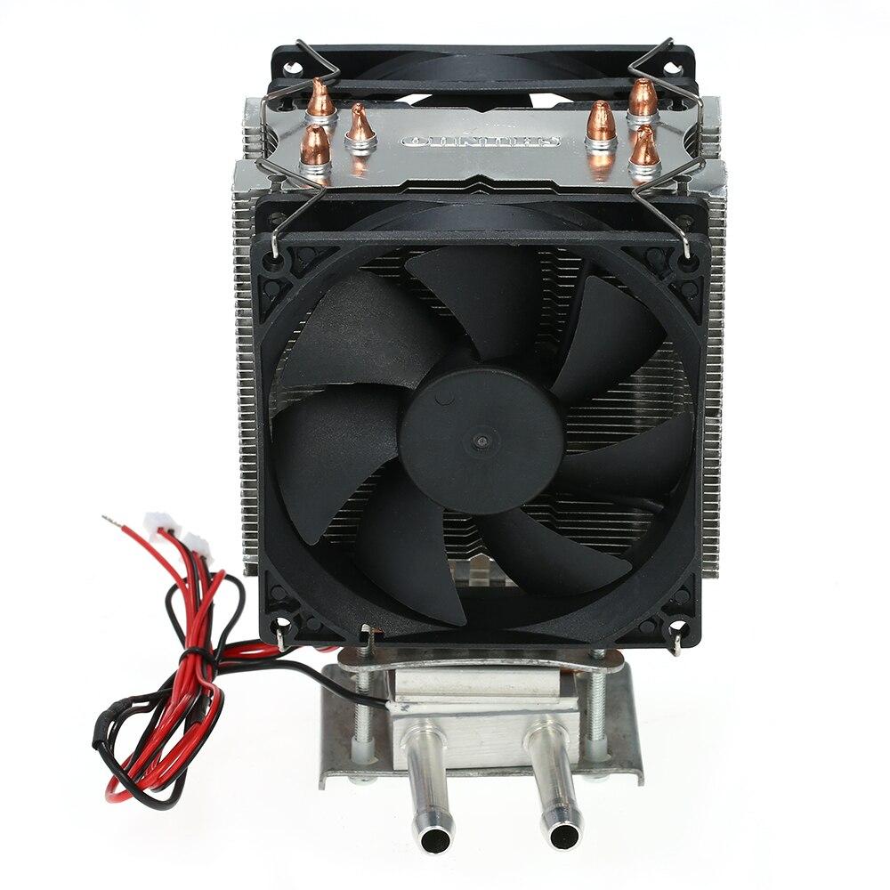 12 v 180 w DIY Réfrigération Semiconductor Kit Électronique Refroidisseur Réfrigérateur Radiateur De Refroidissement