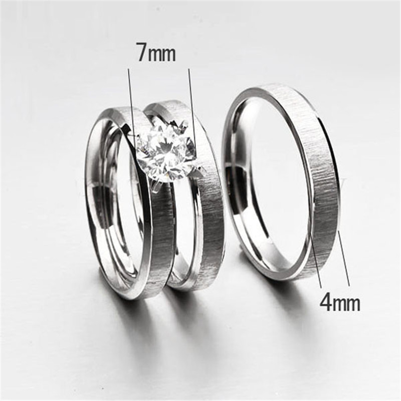 3 in 1 wedding rings