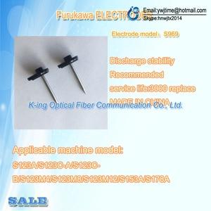 Image 5 - Furukawa S969 S178 S153 S123 Fusion Splicer Electrode s178a Electrode 1 Pair