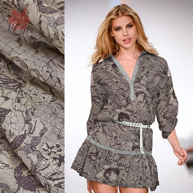 Дышащие ткани для платья