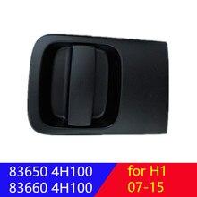Per Hyundai H1 H 1 Starex 07 15 Geunine Fuori Porta Maniglia Posteriore Sinistra Destra 836504H100CA 836604H100CA 83650 4H100 83660 4H100