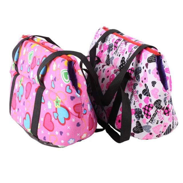 Travel Shoulder Bag with Dog