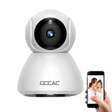 GCCAC IP Camera 1080P Wifi Wireless Smart Cam Home Security Surveillance PTZ Motion Wi Fi Monitor TF Card IPcam Wi-Fi Camera все цены