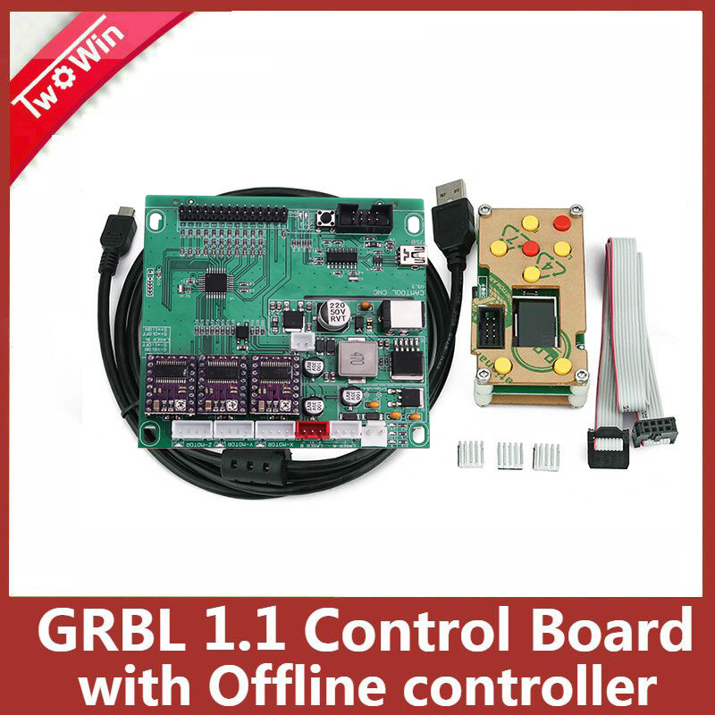 top 9 most popular 3 axis cnc controller brands and get free
