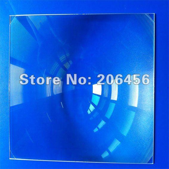 High quality, Plastic LED lens 300*300mm  plastic optical fresnel lens Lens/Focal length 330mm for solar energy collection  цены