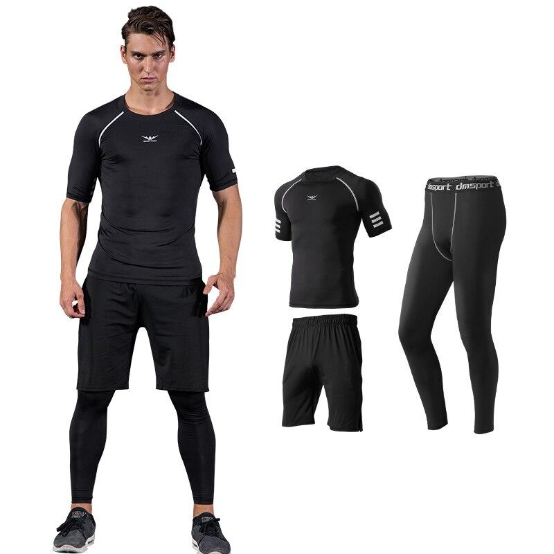 Readypard 2017 News Sport Loose Running T Shirt Men 4XL Tennis Soccer Fitness Gym Sportswear Short Sleeve Tops Sport Suit