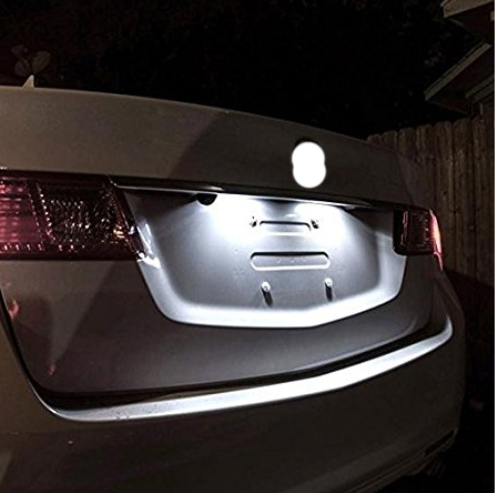 X Fit Acura TSX Euro R Honda Accord SMD LED Interior - Acura tsx euro r