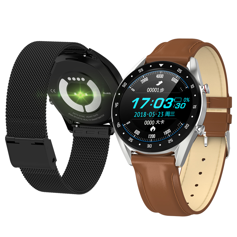 9 Montre connectée L7 Bluetooth