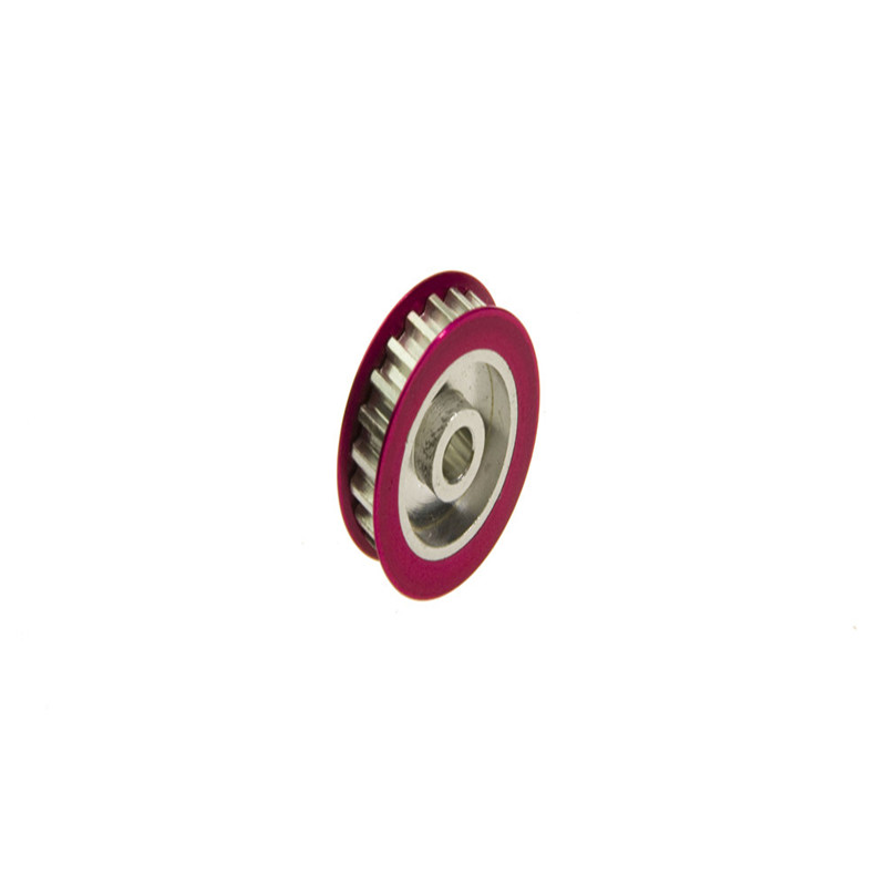 Metal Head motor drift <font><b>pulley</b></font> Gear for SAKURA D3 CS 1/10 Drift Racing <font><b>Car</b></font> 22T X1 image