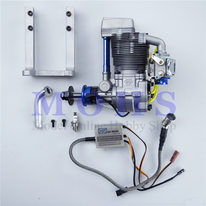 Image 2 - NGH 4 stroke engines NGH GF38 38cc  four stroke gasoline engines petrol engines rc aircraft rc airplane 4 stroke  engine