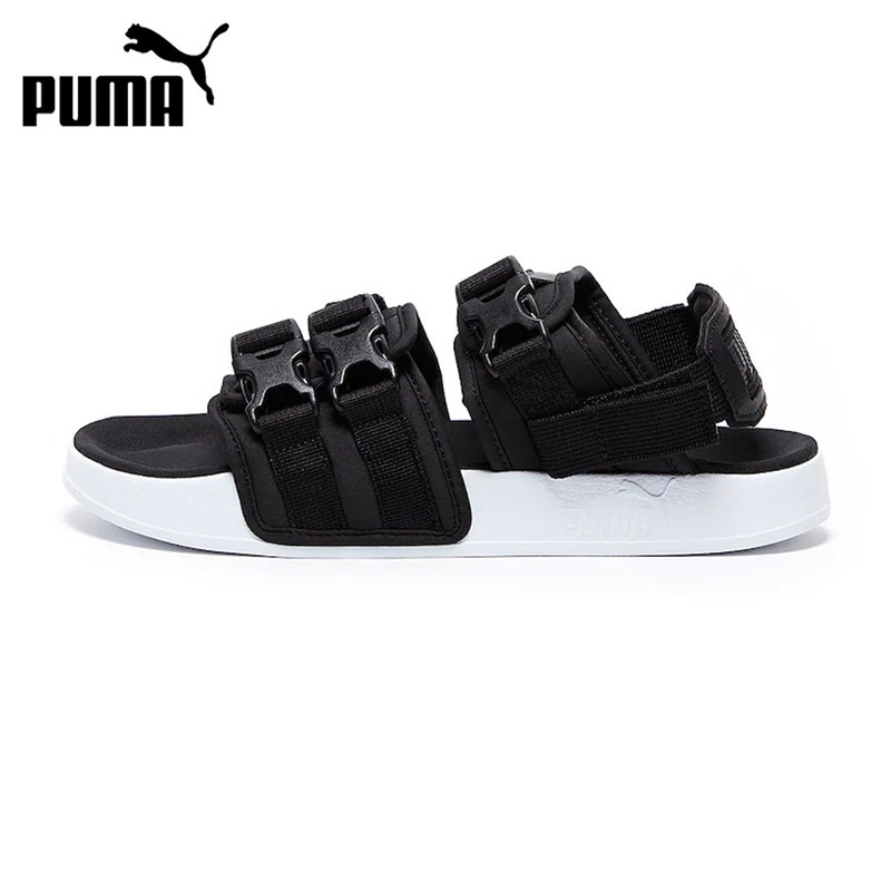 Original New Arrival 2019 PUMA Leadcat YLM Unisex Beach Sandals Outdoor Sports Sneakers