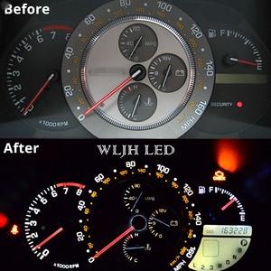 Image 3 - WLJH 7Colors Led Instrument Panel Gauge Cluster Speedometer Dashboard Light Bulb Kit for Lexus IS300 2001 2002 2003 2004 2005