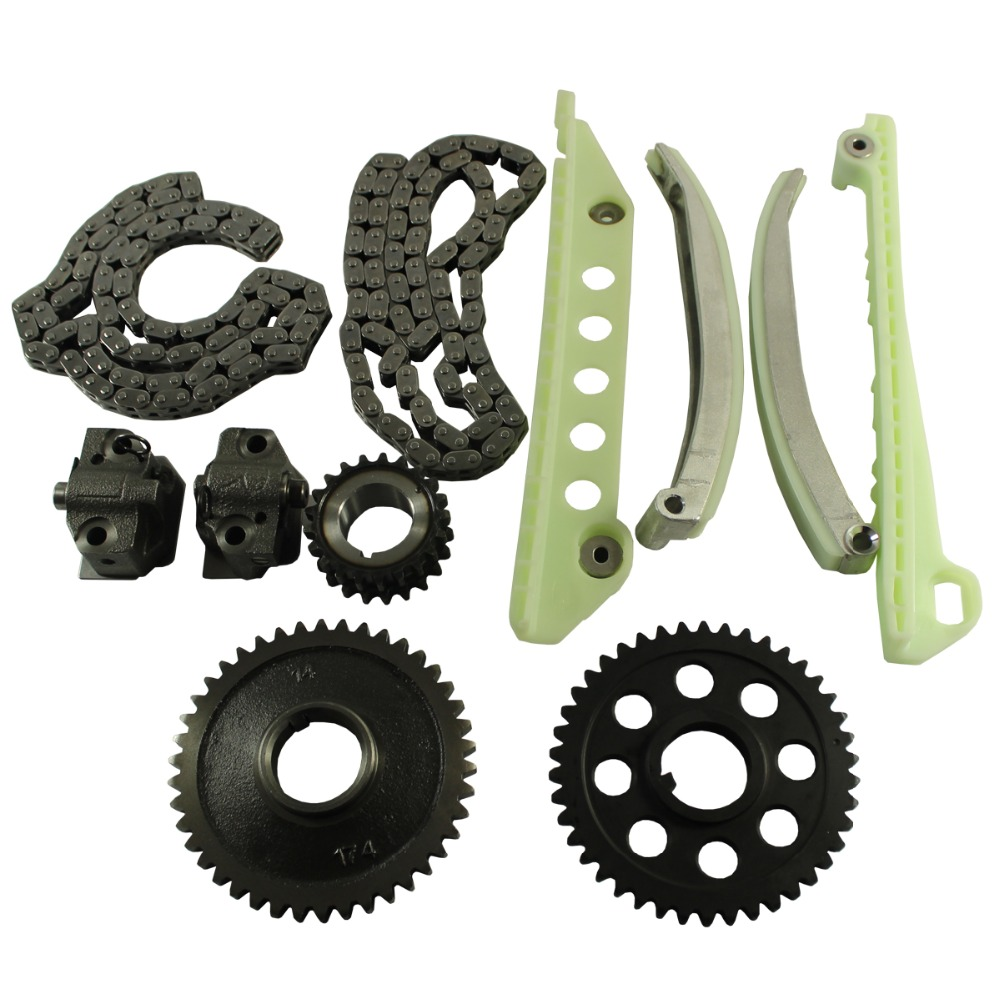Engine Timing Chain Kit Fit For 1997 To 2010 Ford Explorer Expediton 2004 4 0 46 281cid Sohc Windsor On Alibaba Group