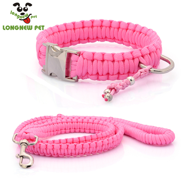 girl collar Pet leash