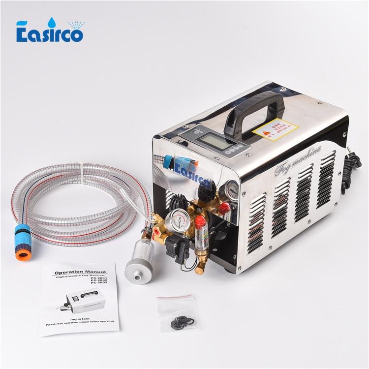3L/MIN Alta pressione del creatore della foschia per sistema di nebulizzazione