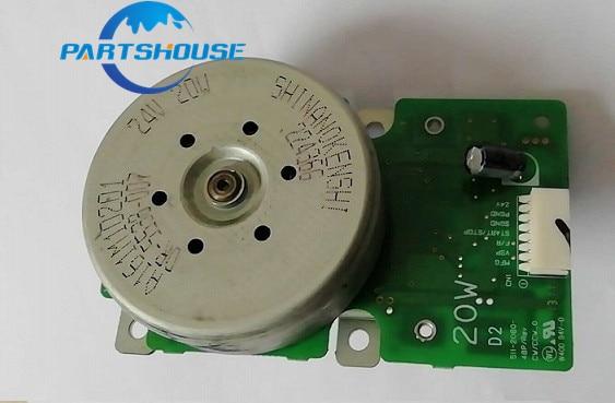 1 Pcs Original Verwendet Fuser Motor 20 W 30 W 40 W Für Konica Minolta C224 C754 C654 C554 C454 C364 C284 C552 C652 Verwendet Transfer Motor Verkaufsrabatt 50-70%