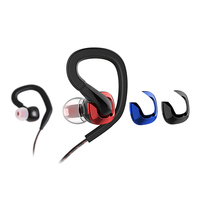 Fiio F3 Dynamic In Ear Monitors Earphone with in line microphone and remote controls 3.5mm L shaped jack colorful earbud