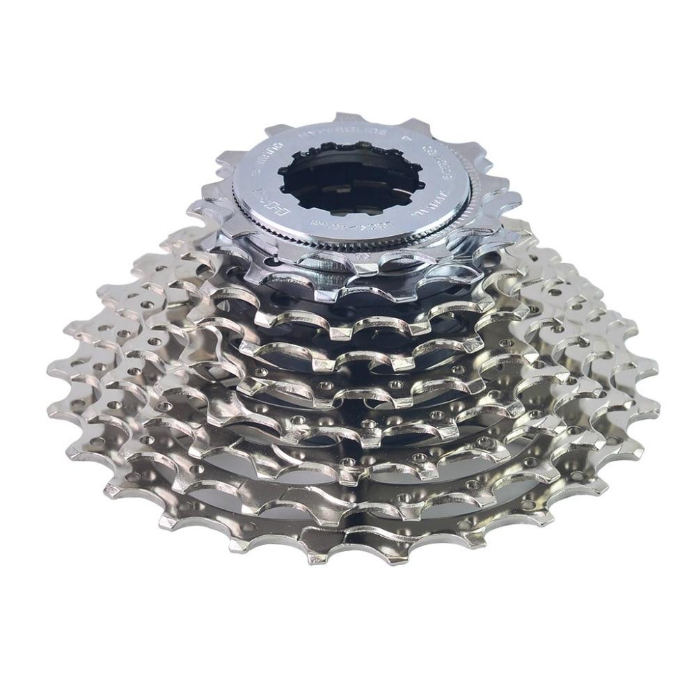 Shimano CS-HG50 8 vitesse vélo de route arrière Gear pignon 11-30t cassette