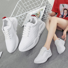 Light Running Shoes for Women Lace-up Running Sneakers Breathable Mesh Women Fitness Gym Sports Shoes High Quality Womens Shoes li ning 2018 women shoes ace run running shoes light weight wearable li ning sports shoes fitness breathable sneakers arbn006