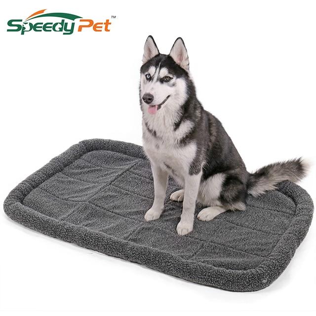 5 formato Per Cani di Taglia Grande Inverno Caldo Impermeabile Letto Pet Cuscino