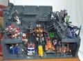 CG-D Gundam Ангар Домена базовый Сценарий строительные фигурку модель, 4A5B5C4D4E сочетание