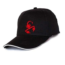 Coche italiano logotipo Fiat gorra de béisbol deportes Unisex sombrero  negro(China) 58773b240e4