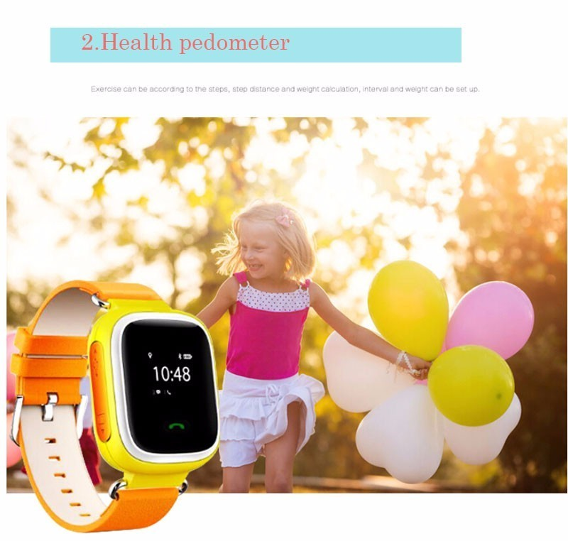 2016paragon kids smart watch