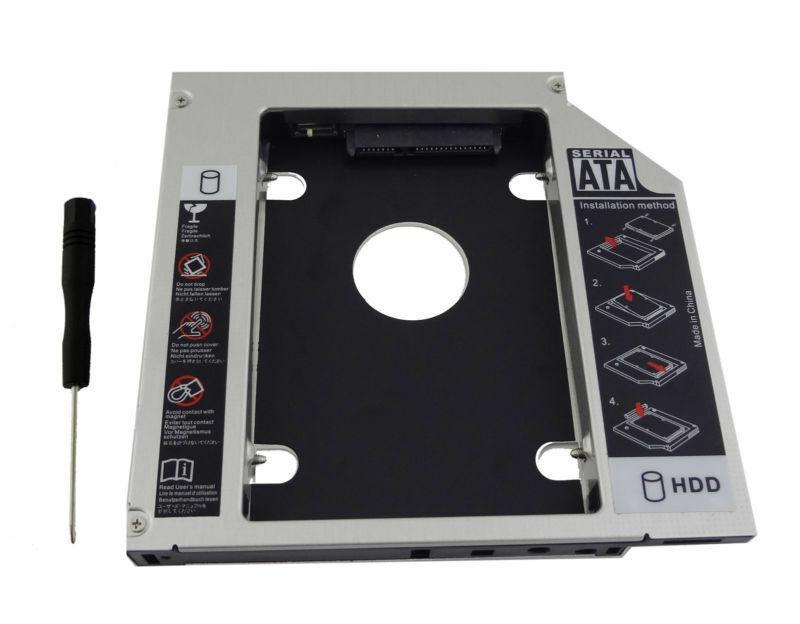 WZSM – nouveau disque dur SSD 2ème génération, caddie pour HP Pavilion G6 Series G6-2006AX G6-1302ep G6-1006sq G6-2380tx G6-2283sr g6-2257sr