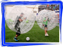 Free shipping ,Slash $55. inflatable soccer bubble football,football bubble ball