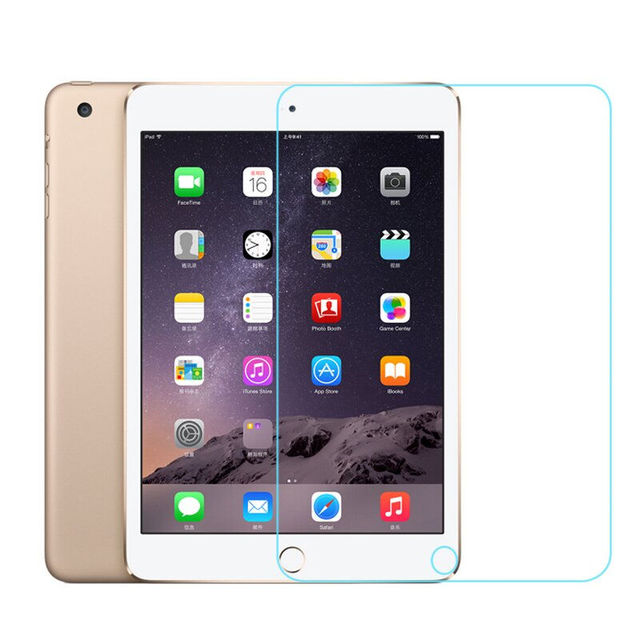 9H Tempered Glass Screen Protector 9.7 inch For iPad 2 3 4 air 1 2 pro 7.9 For ipad mini 1 2 3 4 For ipad mini screen protector