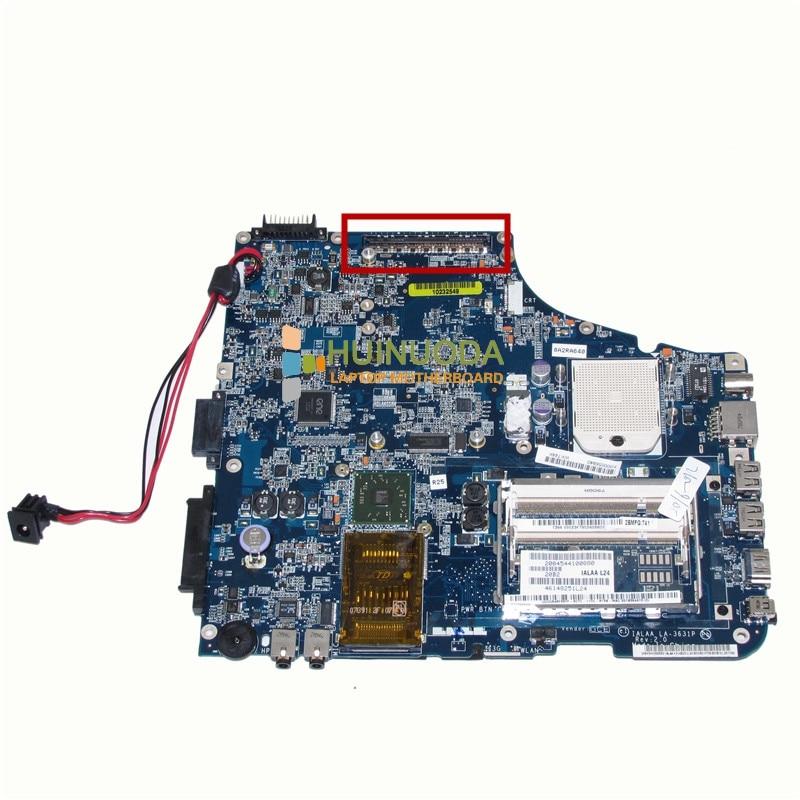 Здесь можно купить   IALAA LA-3631P K000056840 For toshiba satellite A215 laptop motherboard with graphics slot DDR2 Компьютер & сеть