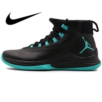 Original authentic NIKE men's basketball shoes Jordan fashion breathable wear track and field outdoor sports shoes 914479 012