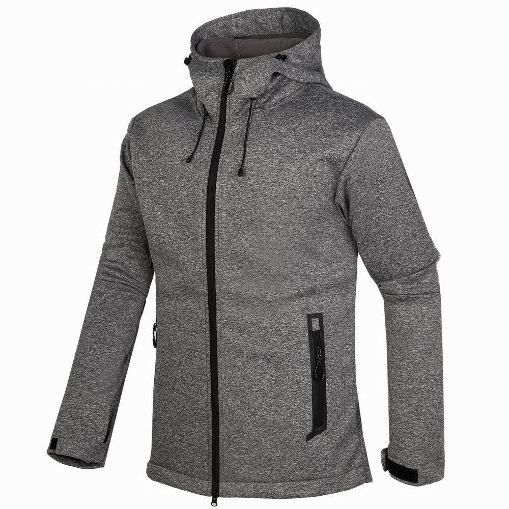 ESHINES hommes femmes hiver polaire Softshell veste Sports de plein air Tectop manteaux randonnée Camping ski Trekking homme vestes