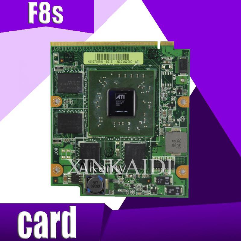 XinKaidi F8S NB8P 08G2041NV20I 08G2041NV20Y NEDVG2000-B01 600 8600 M GT carte VGA pour ASUS F8s F8VR F8SV F8T F8D F8TR F8VAXinKaidi F8S NB8P 08G2041NV20I 08G2041NV20Y NEDVG2000-B01 600 8600 M GT carte VGA pour ASUS F8s F8VR F8SV F8T F8D F8TR F8VA