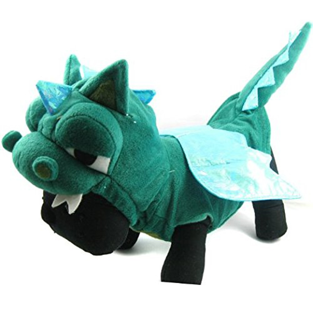 PetsMemory Cute Dogs Cat Dinosaur Pretty Costumes Clothes Apparel Dog Christmas Costume for Dogs Green Color-in Dog Sets from Home u0026 Garden on ...  sc 1 st  AliExpress.com & PetsMemory Cute Dogs Cat Dinosaur Pretty Costumes Clothes Apparel ...