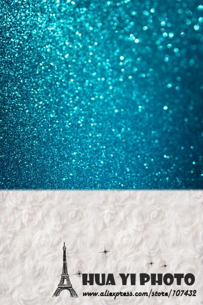 turquoise photography backdrop Art fabric newborn&pet photography studio background glitter bokeh wallpaper D-7255 free shipping 8 hepa filter 3 side brush set for irobot roomba 700 series vacuum cleaning robots 760 770 780 790 replacement