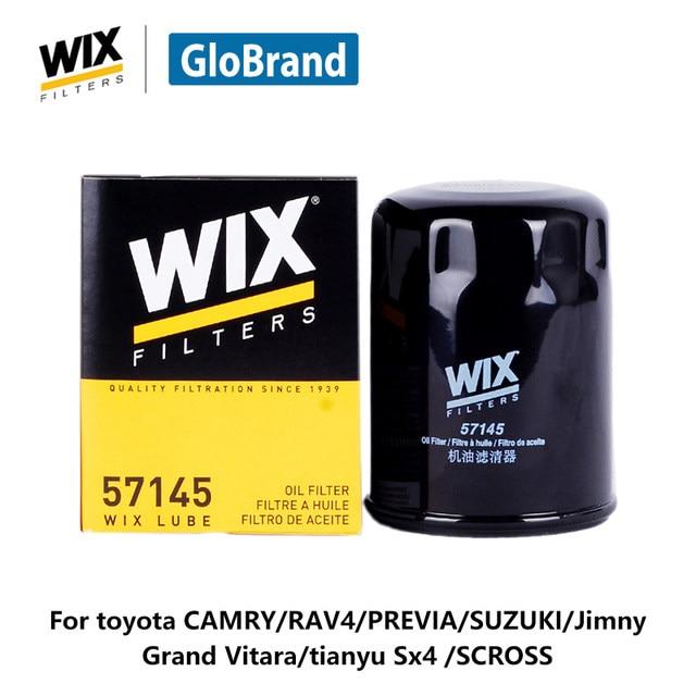 Online Shop WiX Car Oil Filter For toyota CAMRY RAV4 PREVIA SUZUKI ...
