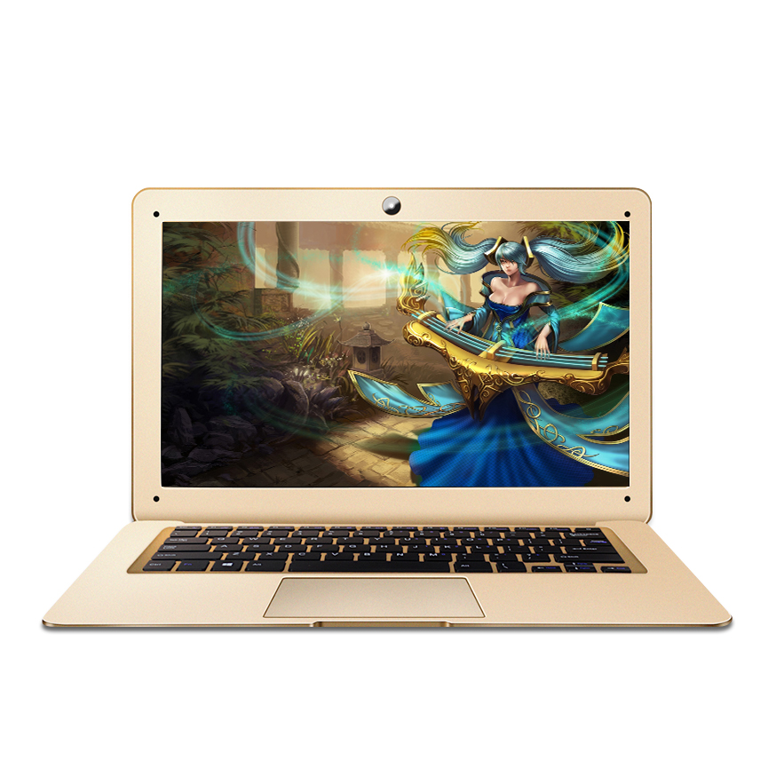 ZEUSLAP 14inch 8GB 120GB 500GB Intel Core i5 4th Generation CPU 1920X1080P FHD Fast Run Laptop
