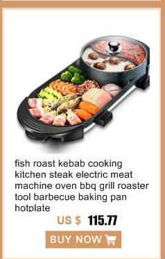Punctual Kebab Meat Fish Steak Roast Outdoor Electric Cooking Baking Pan Hotplate Bbq Roaster Grill Machine Oven Tool Barbecue Bbq