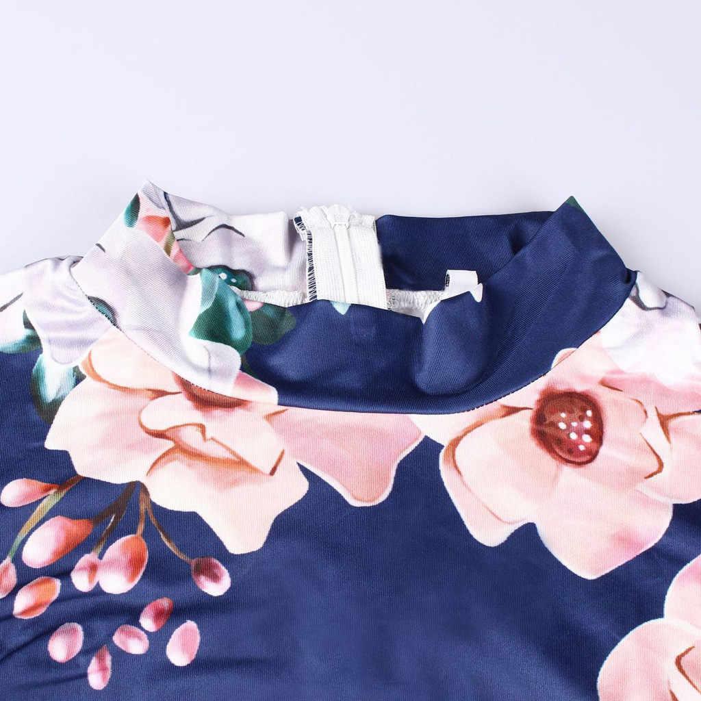 花ショルダープラヤレース衣装 daman フロックブレザー女性半袖花カジュアルドレスレディースイブニングパーティーマキシドレス #89